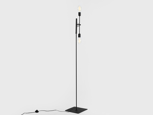 TWIGO FLOOR 2 floor lamp - black
