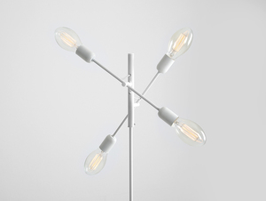 TWIGO FLOOR 4 floor lamp - white small 3