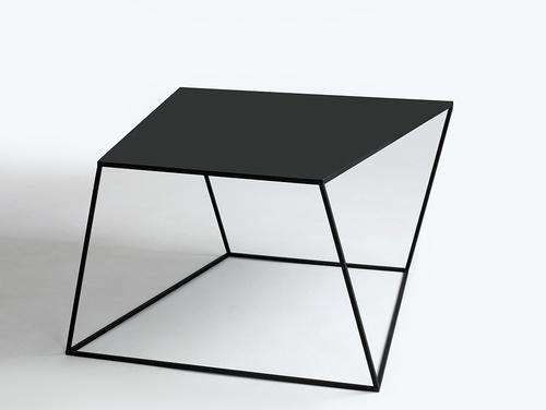 Stół kawowy ZAK METAL 80