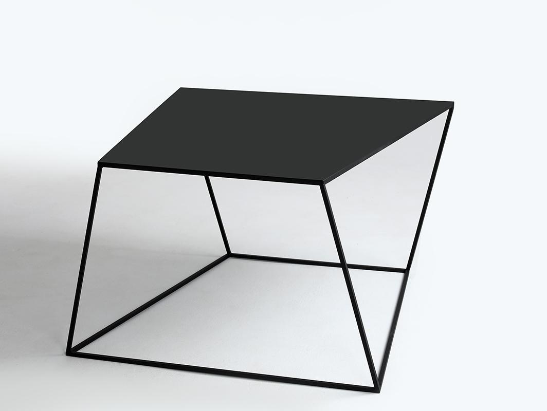 ZAK METAL 80 coffee table