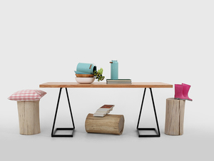 FLY dining table small 2