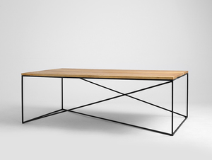 MEMO SOLID WOOD 140 coffee table small 3