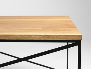 MEMO SOLID WOOD 140 coffee table small 4