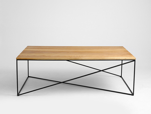MEMO SOLID WOOD 140 coffee table small 0