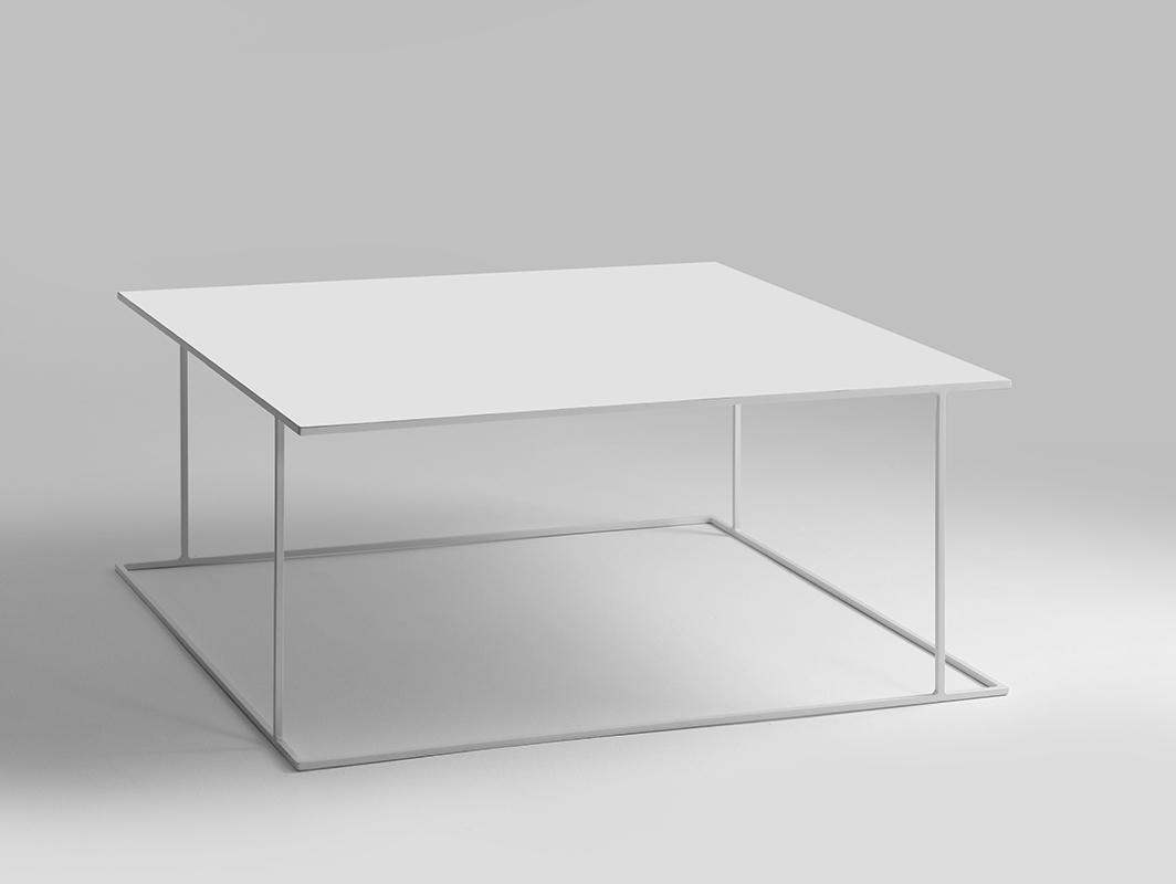 WALT METAL 100x100 coffee table