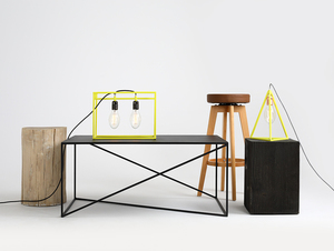 MEMO METAL 100x60 coffee table small 2