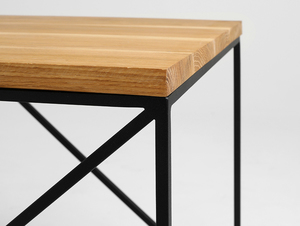 MEMO SOLID WOOD 50 table small 4
