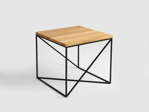 MEMO SOLID WOOD 50 table small 0