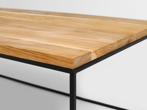 TENSIO SOLID WOOD 100x60 coffee table small 4