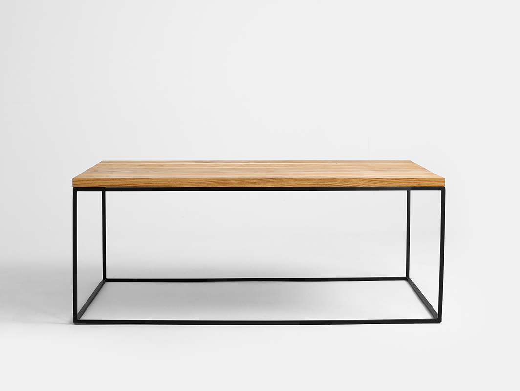 TENSIO SOLID WOOD 100x60 coffee table