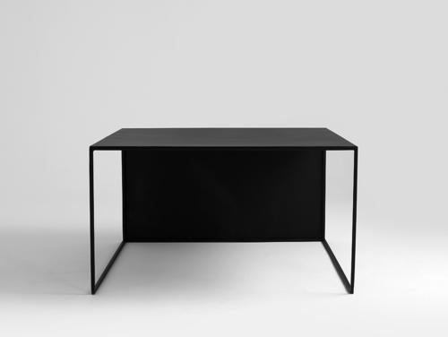 Stół kawowy 2 WALL METAL 80