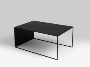 2 WALL METAL 100x60 coffee table small 3