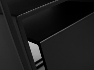 Coffee table set 2 WALL TRIO METAL small 4