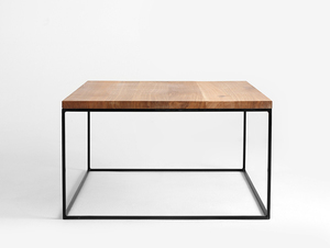 TENSIO SOLID WOOD 80 coffee table small 3