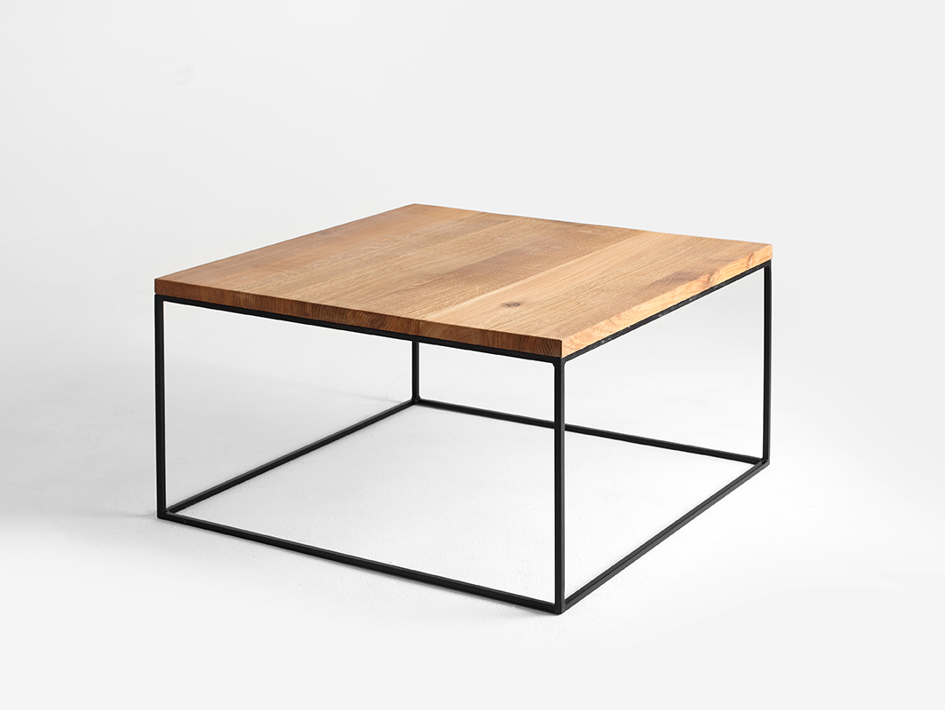 TENSIO SOLID WOOD 80 coffee table