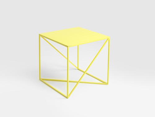 MEMO METAL 50 table