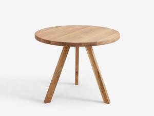 TREBEN 90 dining table small 0