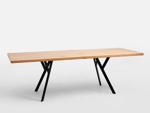 ZX WOOD dining table small 3