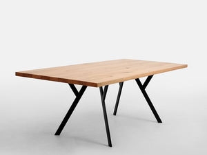 ZX WOOD dining table small 0