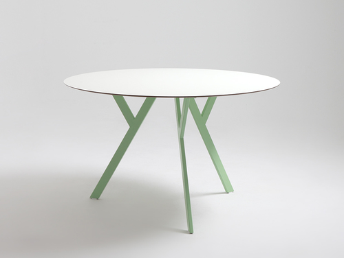 ZX round dining table