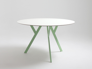 ZX round dining table small 0
