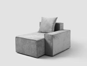 MODU 130/95 BP sofa module small 3