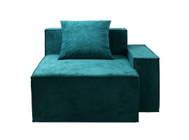 MODU 130/115 BP sofa module small 4