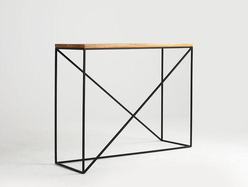 MEMO SOLID WOOD 100 console