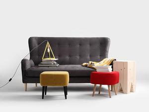 3-seat sofa COZYBOY small 2