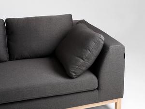 4-seat modular sofa AMBIENT WOOD small 4