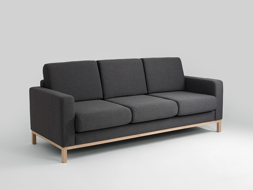 3-seat sofa SCANDIC
