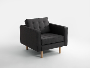 TOPIC WOOD armchair small 0