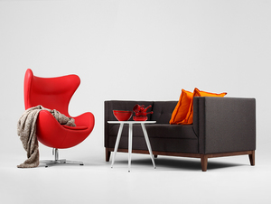 Double sofa bed by-TOM small 1