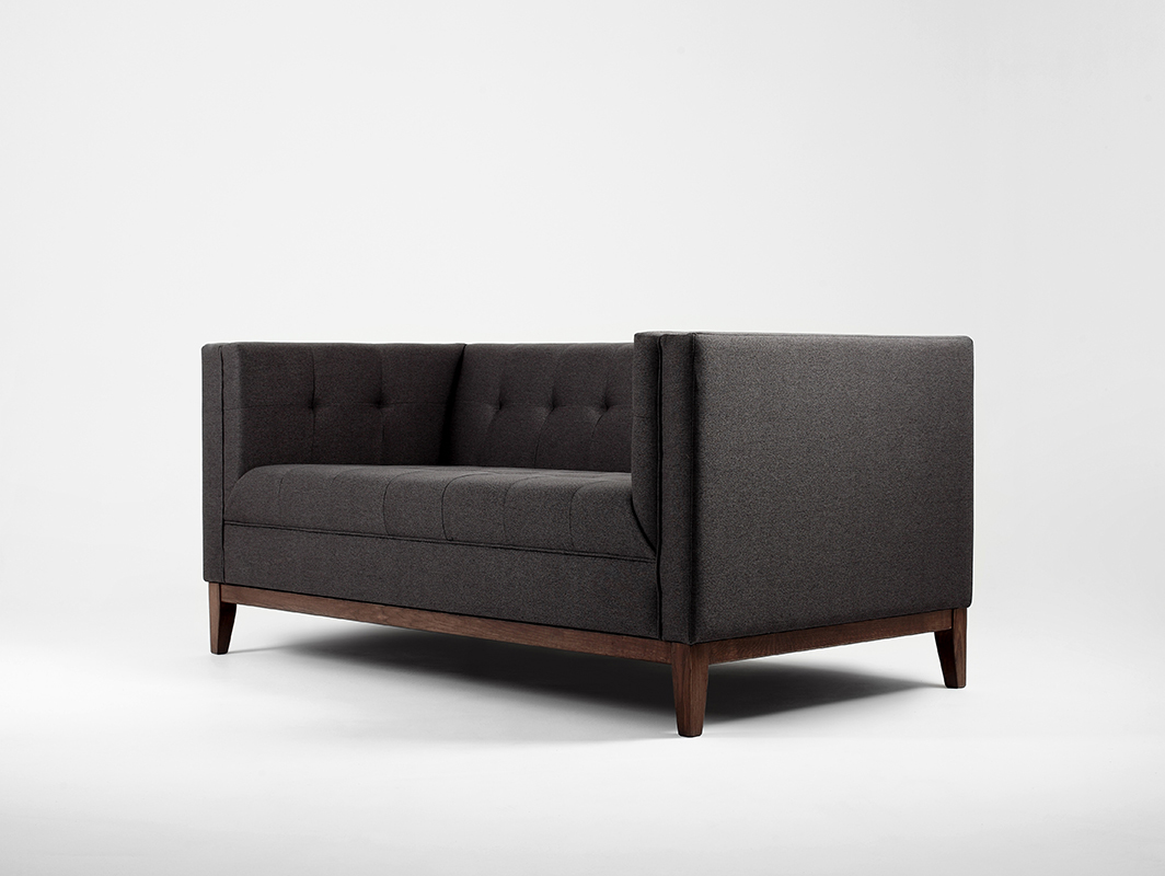 Double sofa bed by-TOM