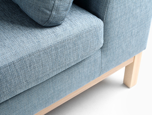 3-seat sofa AMBIENT WOOD small 3