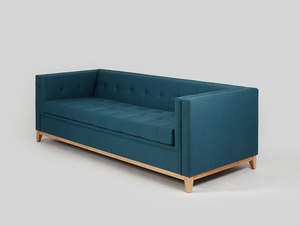 Three-seat sofa-bed by-TOM small 3