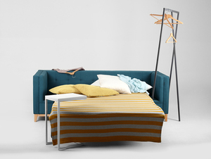 Three-seat sofa-bed by-TOM small 4