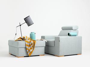 ATLANTICA armchair small 2