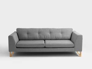 3-seat sofa WILLY small 3