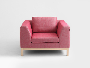 AMBIENT WOOD armchair small 2