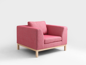 AMBIENT WOOD armchair small 0