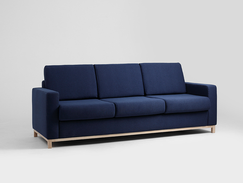 Three-seat sofa-bed SCANDIC