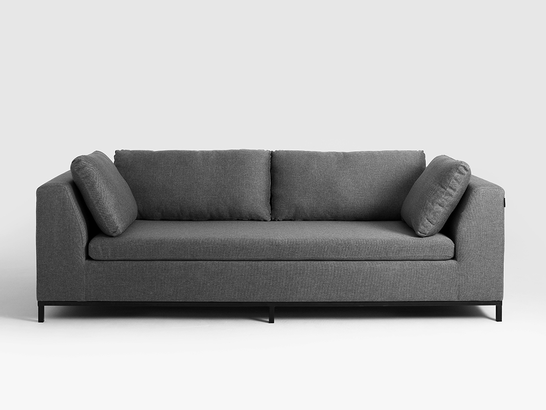 Three-seat sofa-bed AMBIENT