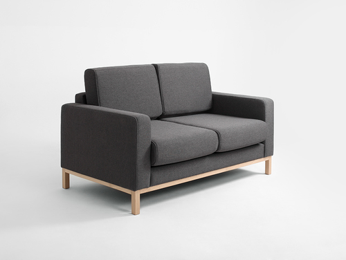 Two-seat sofa-bed SCANDIC