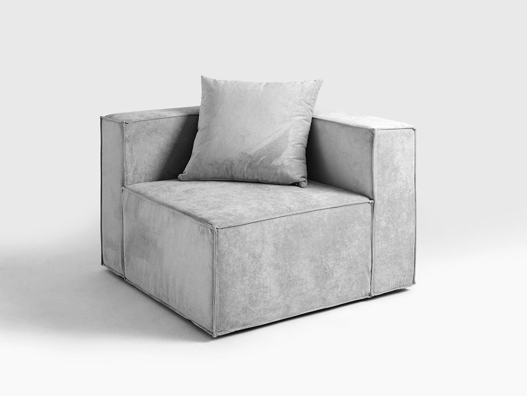 MODU 95/95 R sofa module