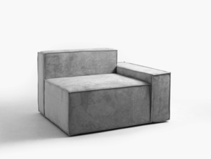 MODU 95/115 BP sofa module small 3