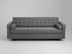 Three-seat sofa-bed MELT small 2