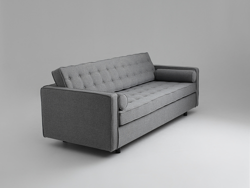 Three-seat sofa-bed MELT