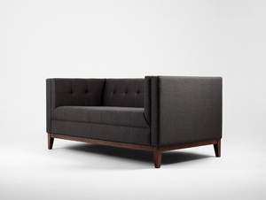 Two-seat sofa-bed by-TOM small 2