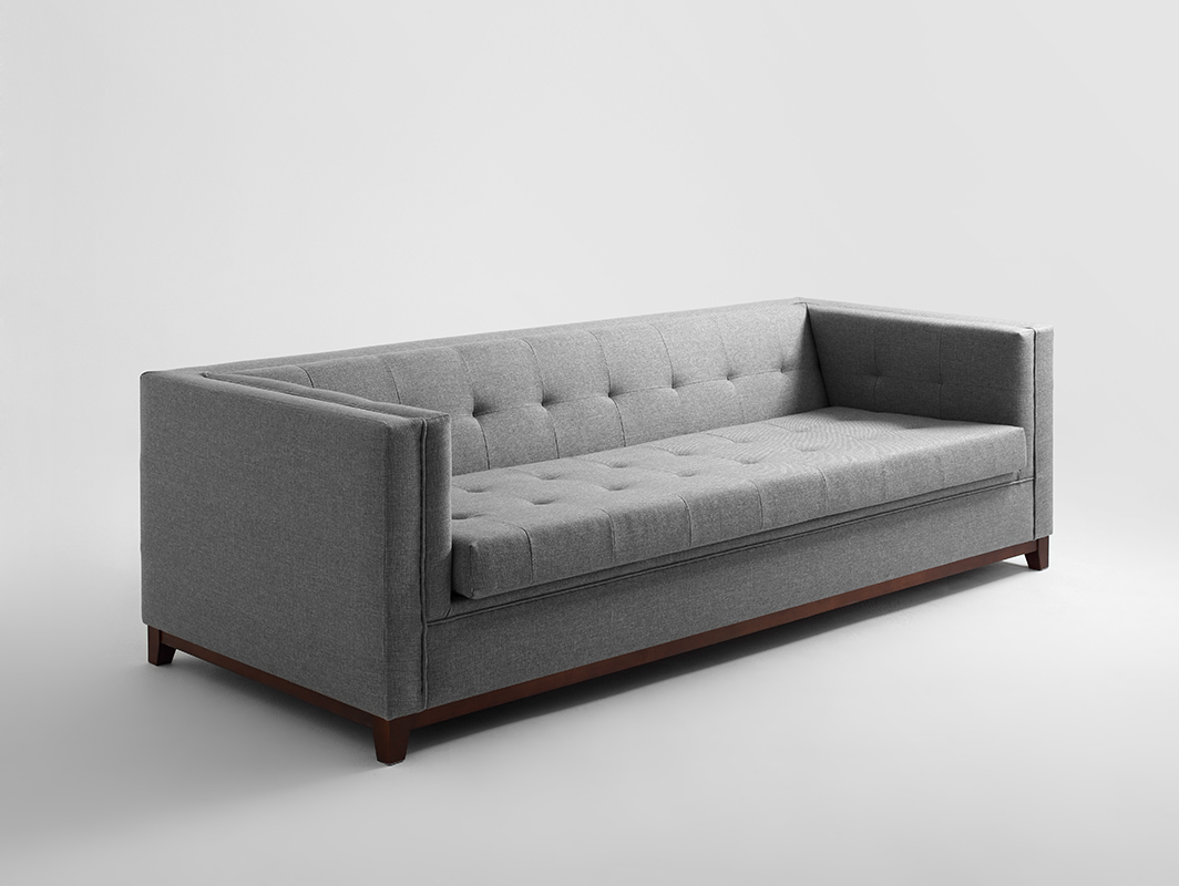 3-seat sofa by-TOM